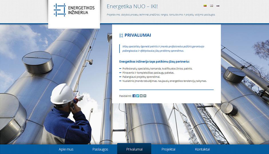 Energetikos Inžinerija